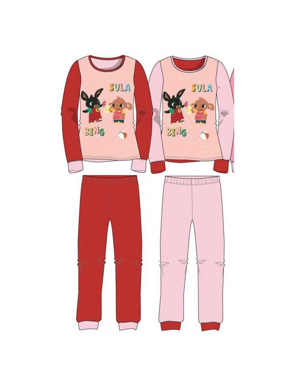 Dívčí souprava 833-697 BING tričko a tepláky