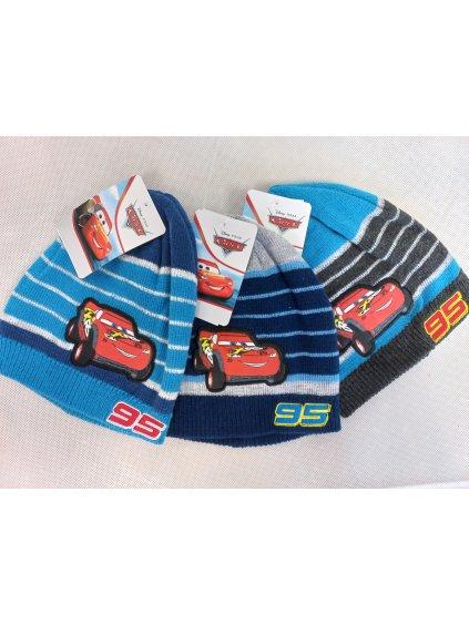 Zimní čepice 0353 CARS 95
