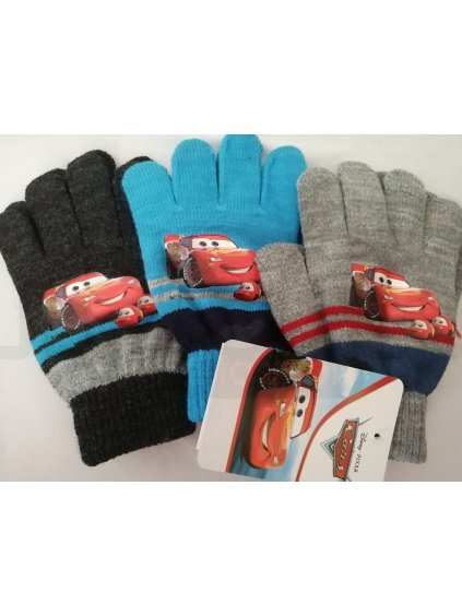 Dětské rukavice 08806 CARS