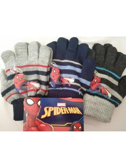 Dětské rukavice 08807 Spider-Man