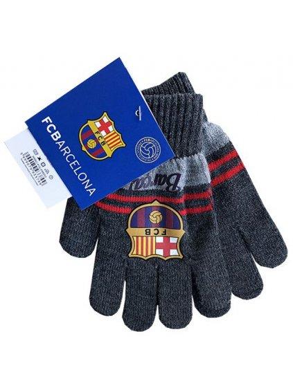 Dětské rukavice 88853 FCBarcelona