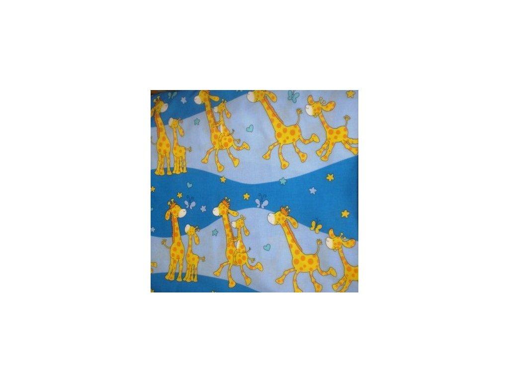 metraz detska zrafky modre 249