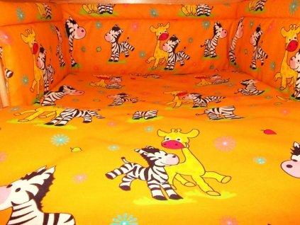 mantinel do postylky zebry a zirafky 269
