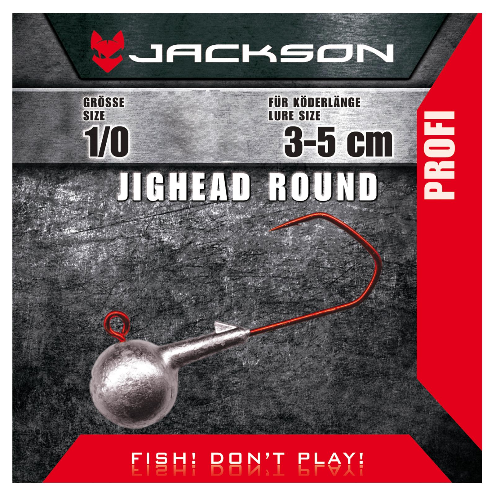 Jighead Round 1/0