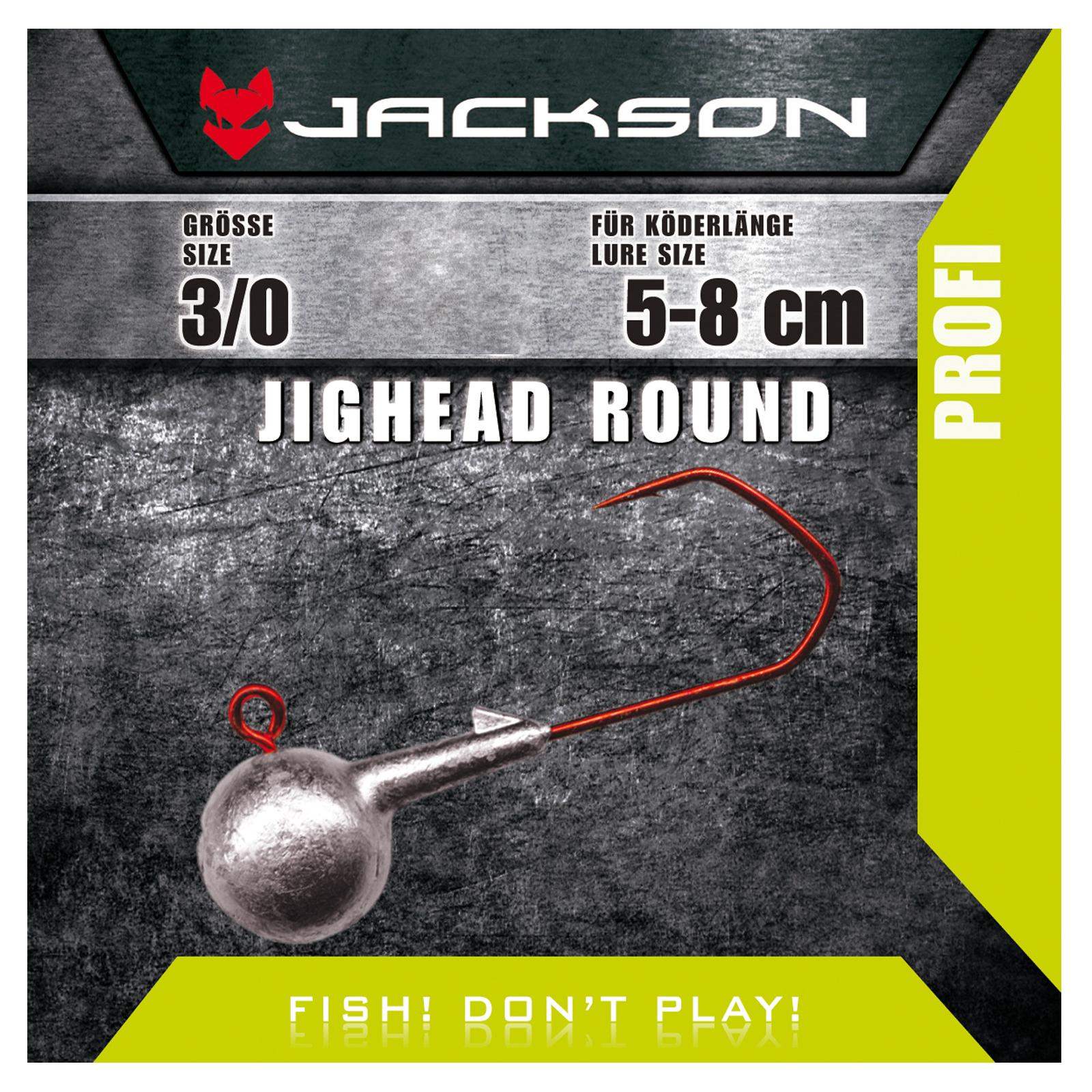 Jighead Round 3/0