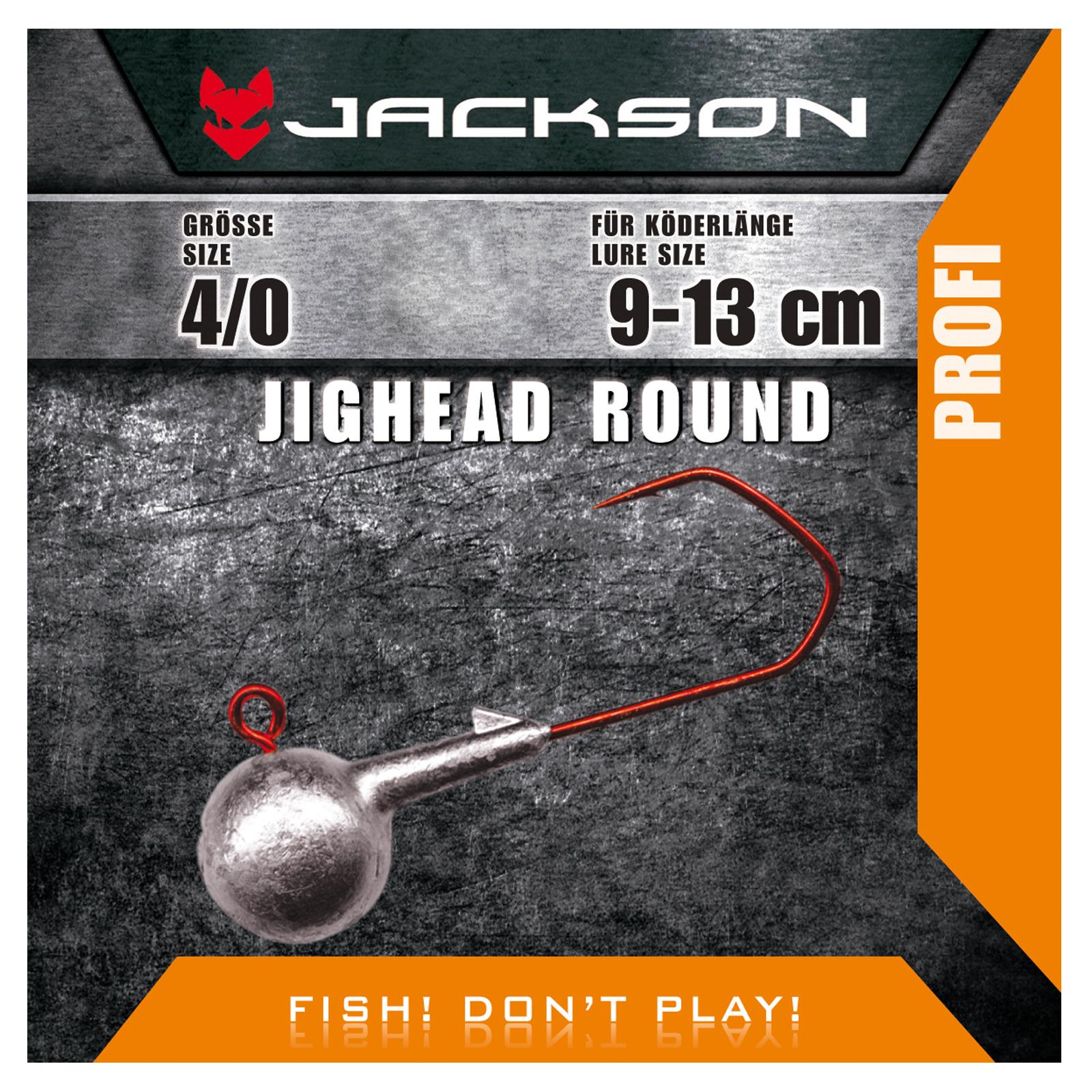 Jighead Round 4/0