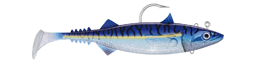 TheMackerel Rigged - 180mm