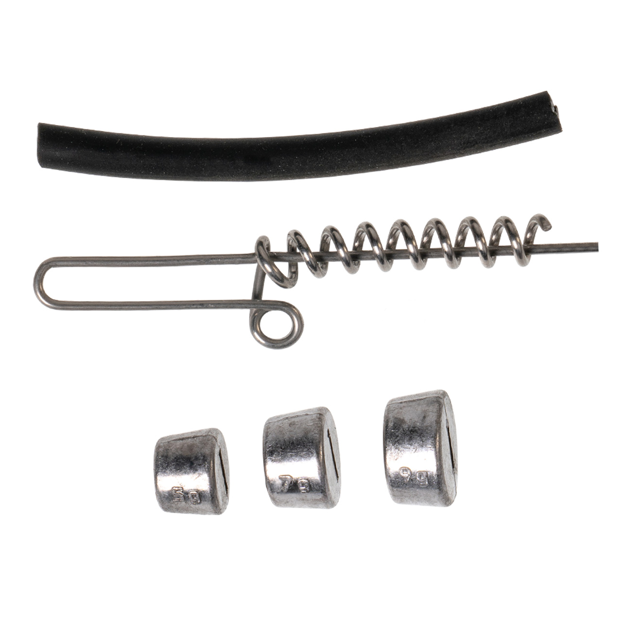 ZECK Softbait Screw Set