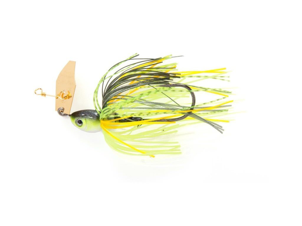 21g project z chatterbait chartreuse sexy shad