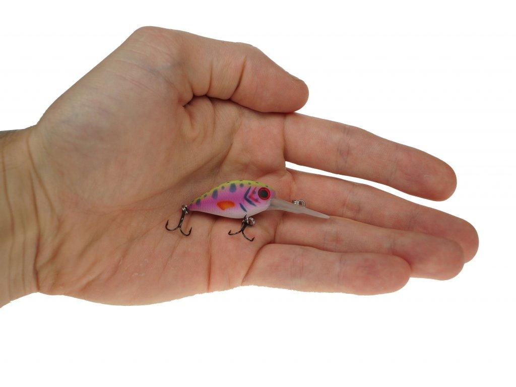 Jackson - Forellenwobbler 4,0 (RainbowTrout)
