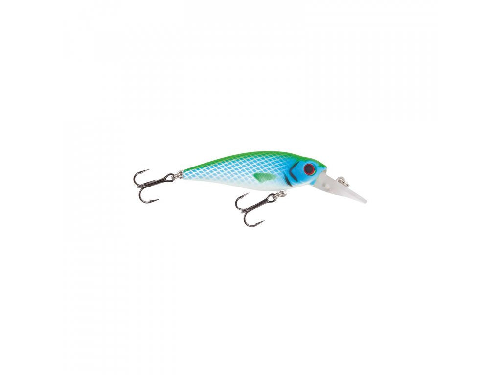 Jackson - Forellenwobbler 5,0 (GreenBlue)
