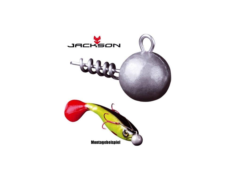 šroubovací jigová hlavička - Easy Jighead 17g