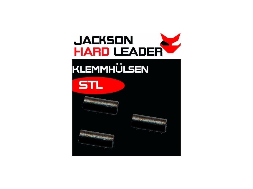 návazcové svorky - Jackson HARD LEADER pro FL 15,2Kg