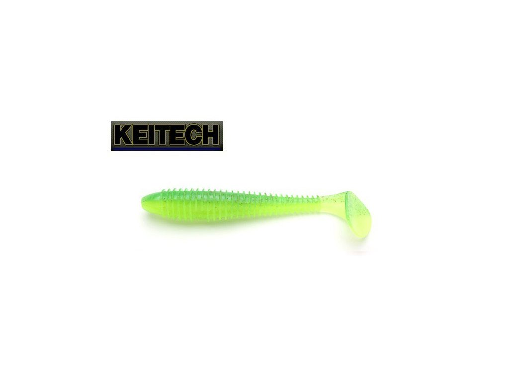 """Swing Impact Fat ( Lime/Chartreuse) – 3,8"""" (95mm)"""