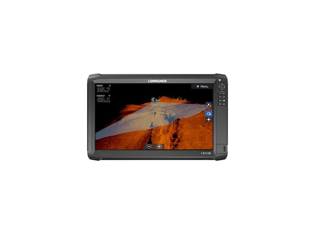 HDS-16 Carbon + sonda TotalScan