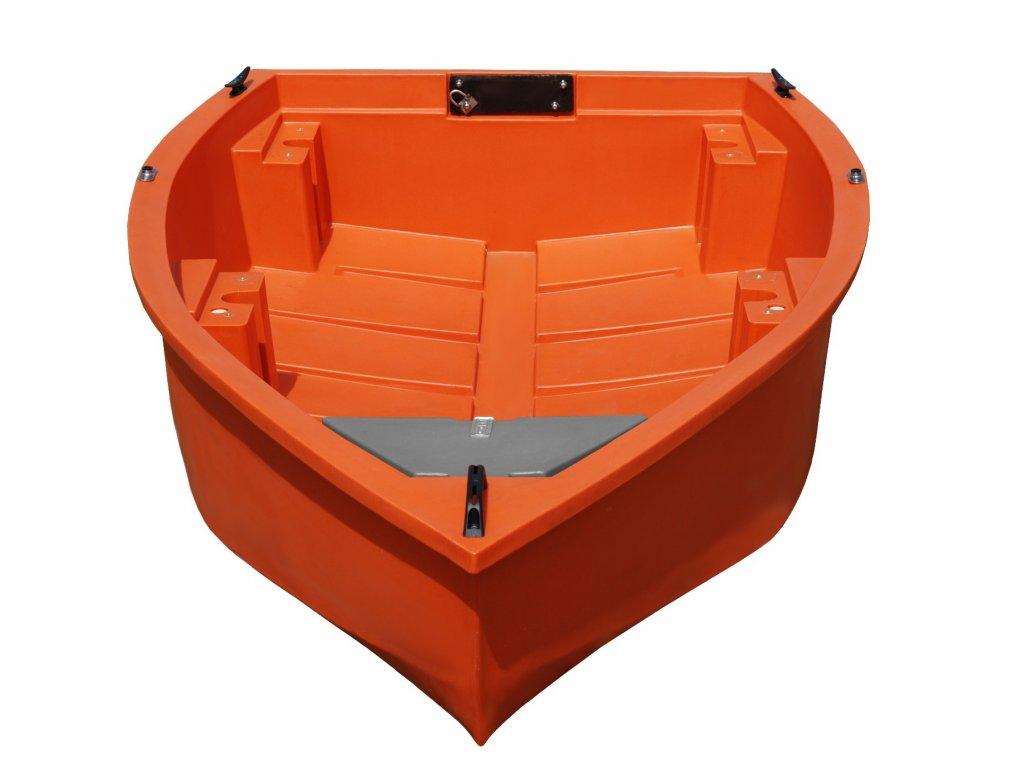 Polyethylenová loď - Fish 260