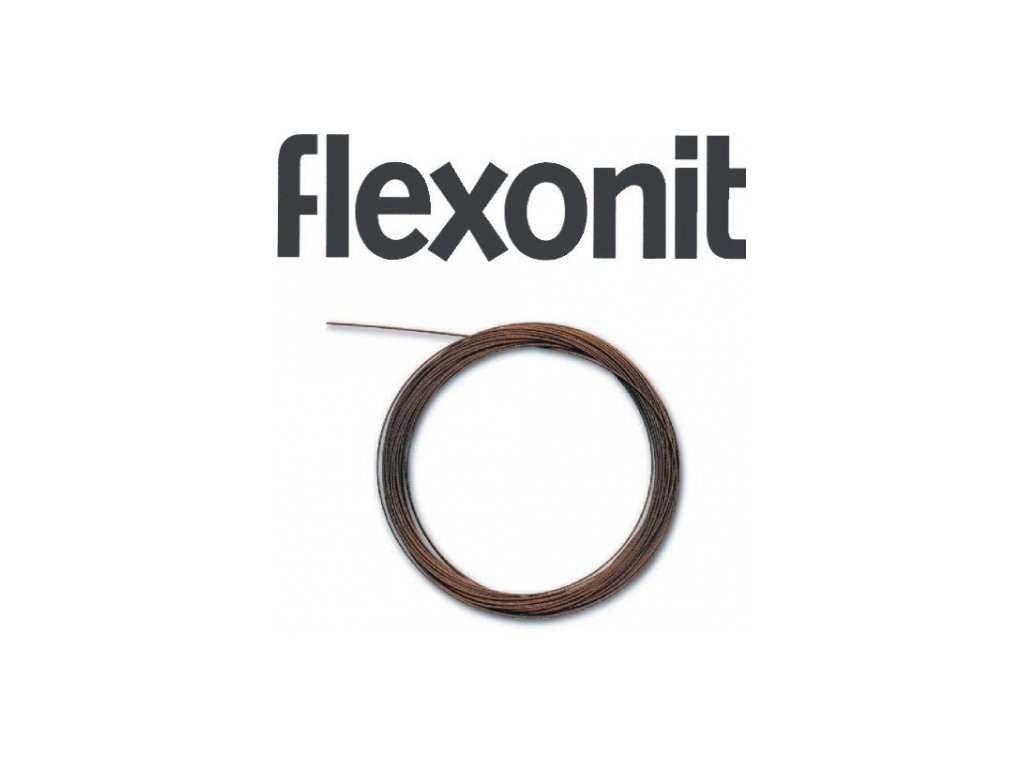 Flexonit - ocelové lanko !! 7X7 !! (0,36mm/11,5Kg)