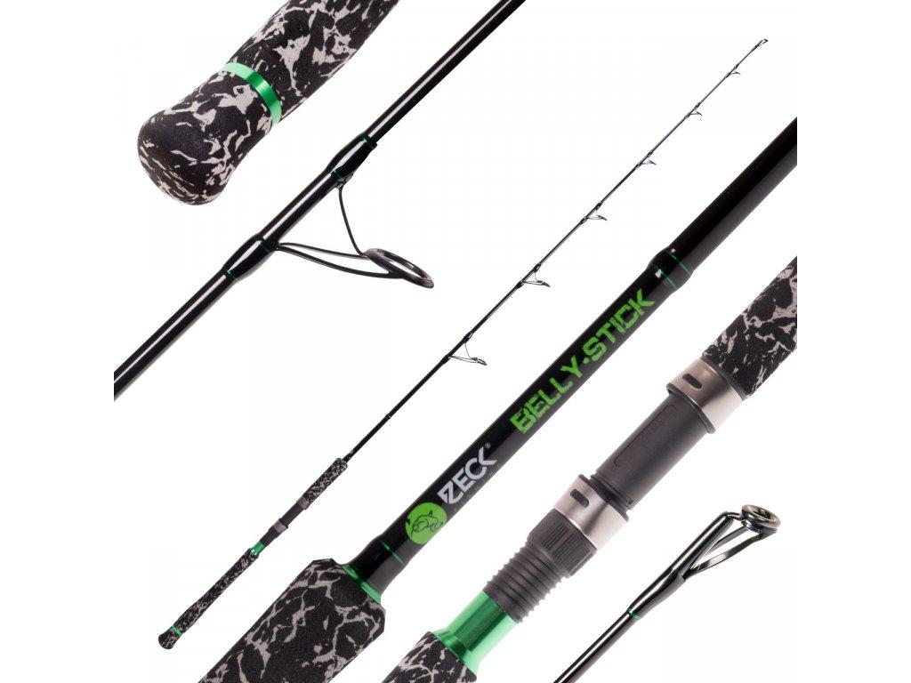 zeck fishing belly stick 100165rwmSXBWGrCGrW
