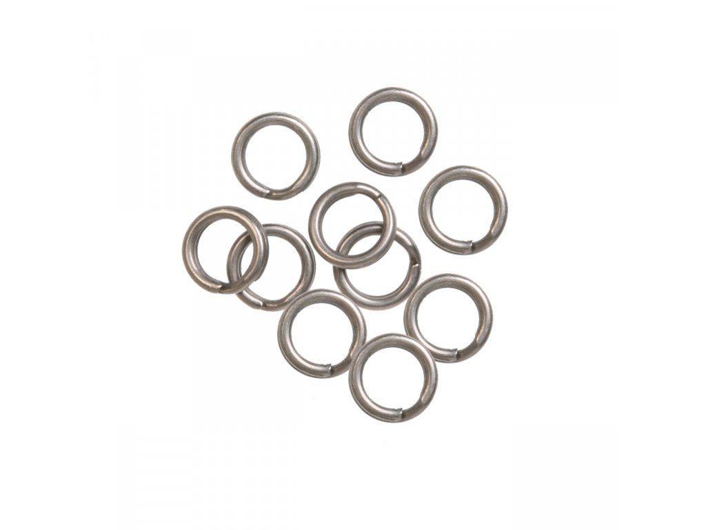 zeck fishing split ring 110056