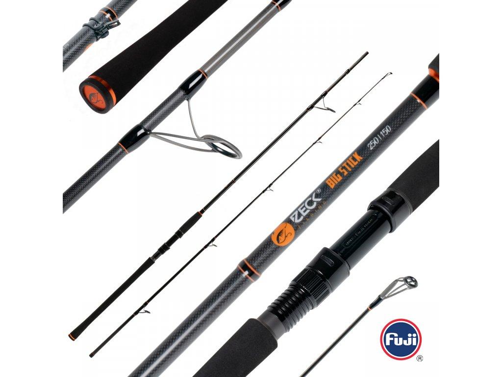zeck fishing big stick 200250 compuXUY6F5ahK6Dg