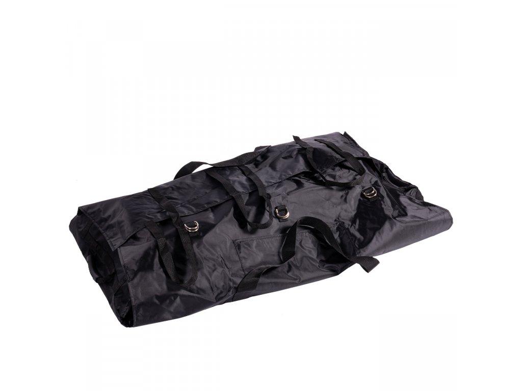 zeck fishing hopper 180220 boat bag adjustable