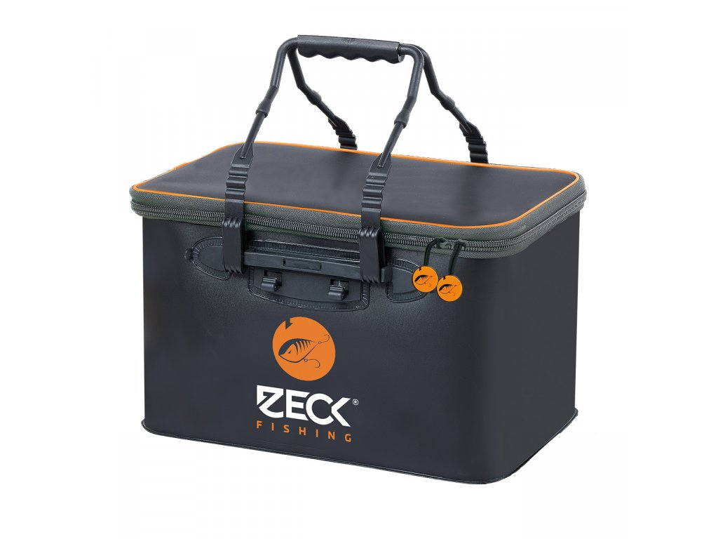 zeck fishing tackle container predator 260004