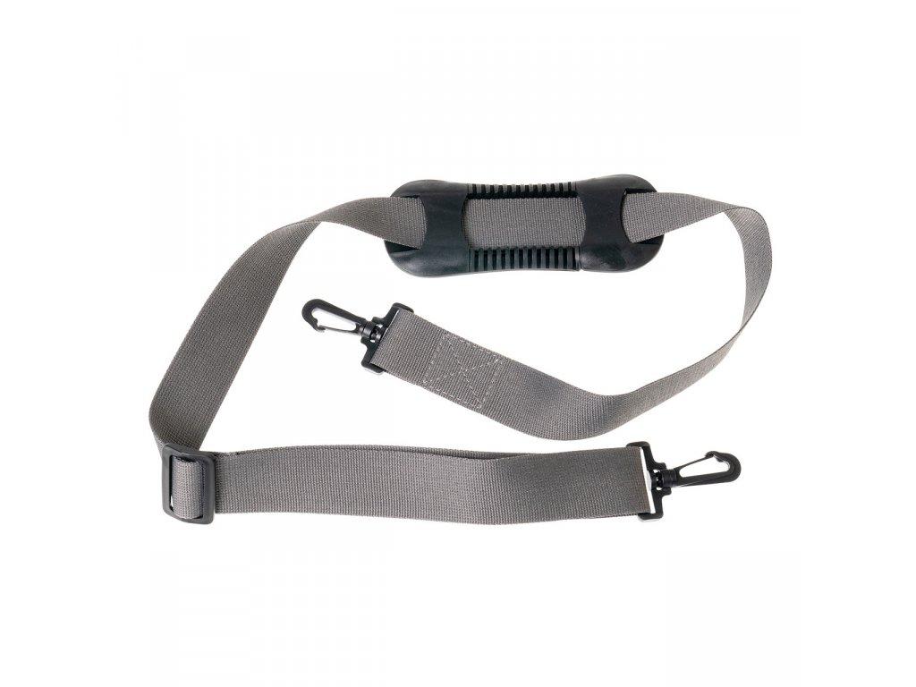 zeck fishing shoulder strap for rod bag pro 260011
