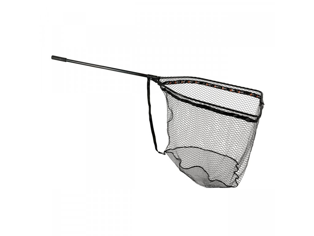 zeck fishing folding rubber net 260027 aufgebautCX36IVgJoyQqd