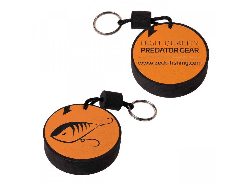 zeck fishing keychain predator 270005 comp