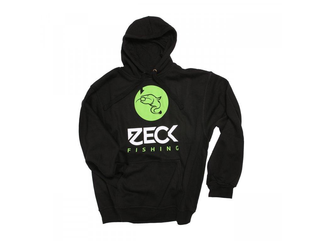 zeck fishing hoodie black catfish 170109ddds