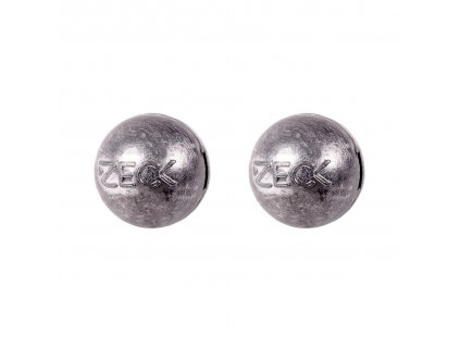 zeck fishing softbait screw weight ball 210145