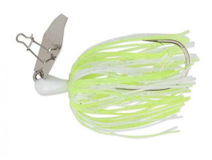 70g chatterbait mini chartreuse white