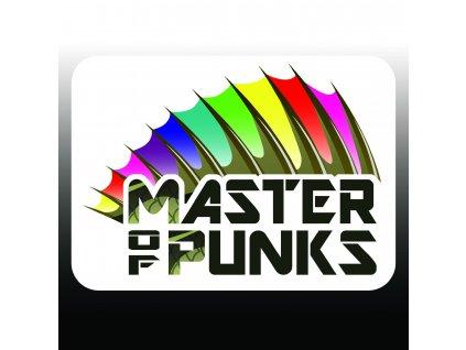 Master of Punks samolepka obdélník