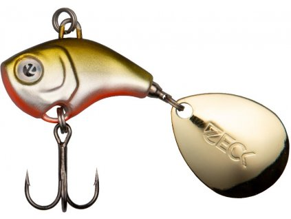 zeck fishing jig spinner green fireQArFoy5SfuYdJ