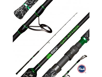 zeck fishing cat attack vertic 100169 overview
