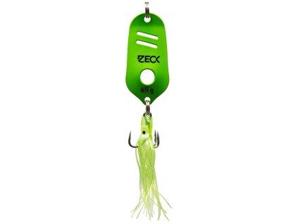 zeck fishing blinker joerg octo spoon greenOqwIffrO6B6KX