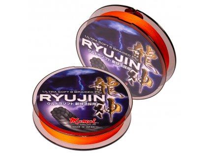 Šňůra na přívlač – Momoi Ryujin 0,165mm  150m  oranžová