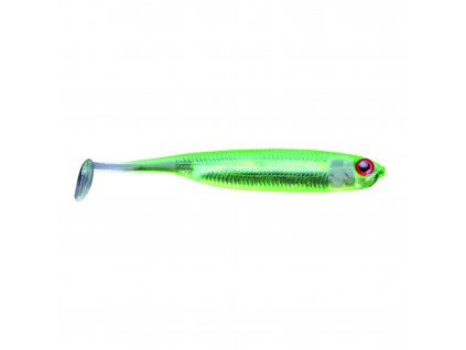 Jackson Mini Shad (Green Shad)  - 70 mm