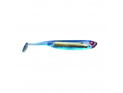 Jackson Mini Shad (Blue Ice) - 50 mm