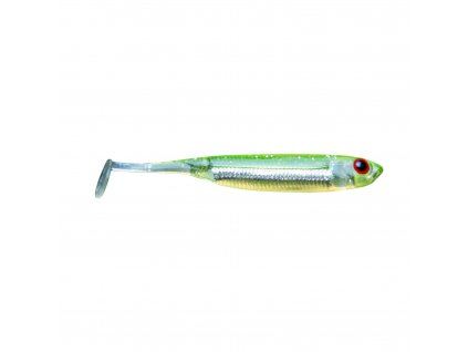 Jackson Mini Shad (Light Citrus) - 70 mm