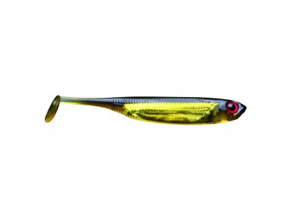 Jackson Mini Shad (Gold Ayu)  - 70 mm