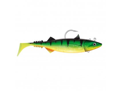 "Jackson SEA The Mackerel ""Rigged"" (Firetiger) - 230 mm"