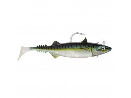 "Jackson SEA The Mackerel ""Rigged"" (Green Mackerel) - 280 mm"