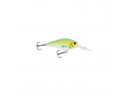 Jackson - Barschwobbler 6,0 (BlueChartreuse)