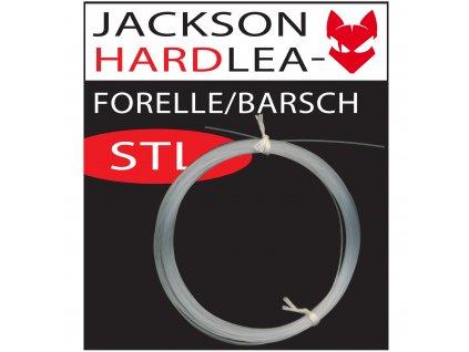 Fluorocarbon - HARD LEADER STL-FLUORO-CARBON okoun/pstruh (3,7 Kg / 10m)