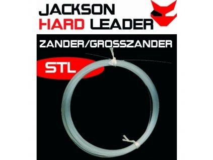 Fluorocarbon - HARD LEADER STL-FLUORO-CARBON candát (5,2 Kg / 10m)