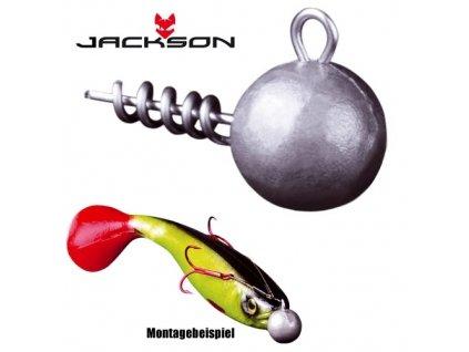 šroubovací jigová hlavička - Easy Jighead 10g
