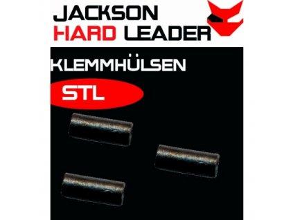 návazcové svorky - Jackson HARD LEADER pro FL 8,5Kg