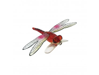 imitace vážky - River2Sea Dragonfly Popper (RED)