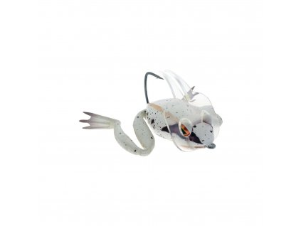 imitace žáby - River2Sea Diver Frog (White)